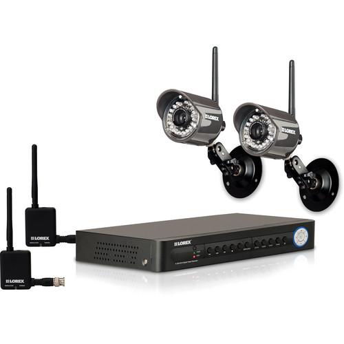 Digital Wireless Security Camera System