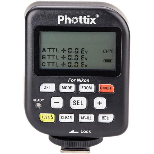 Phottix Odin Tcu Ttl Flash Trigger Transmitter For Nikon