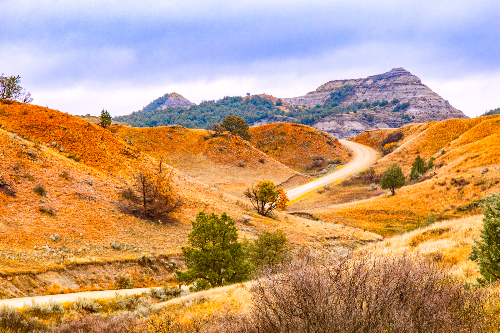 North Dakota Driving Guide Theodore Roosevelt National Park