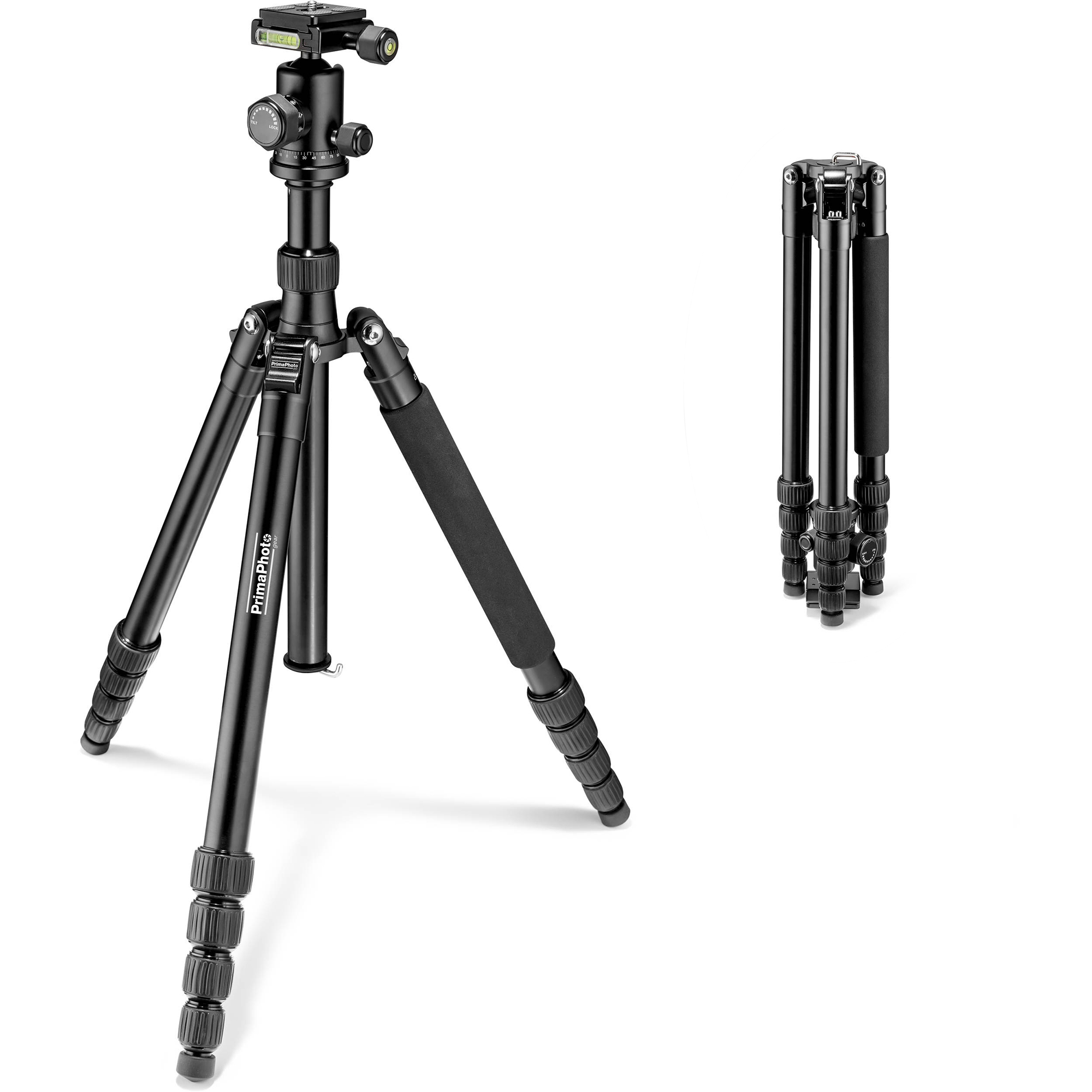 12 Recommended Travel Tripods