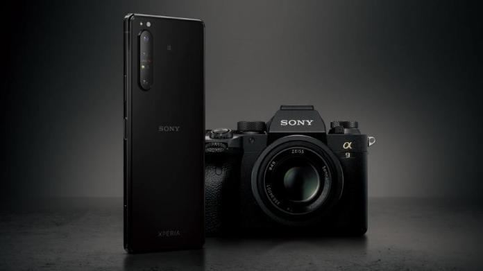 Introducing The New Xperia 1 Ii Smartphone From Sony B H Explora
