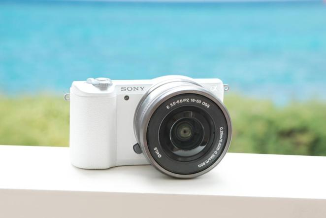 Image result for sony a5100 white