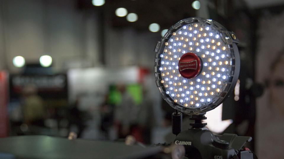 Tech :  Top 10 des lampes vidéo sur caméra