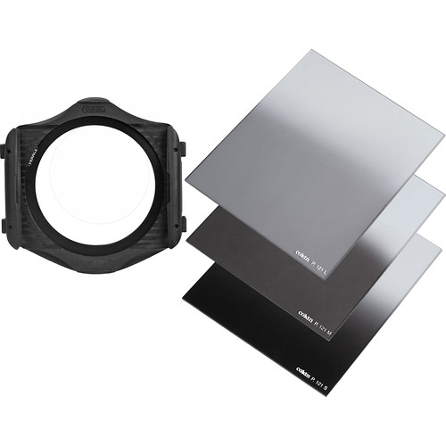 "Cokin Graduated Neutral Density Filter Kit for ""P"" Series (3 Filters and Filter Holder)"
