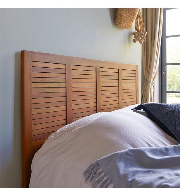 tete de lit en bois d acajou 160 loggia