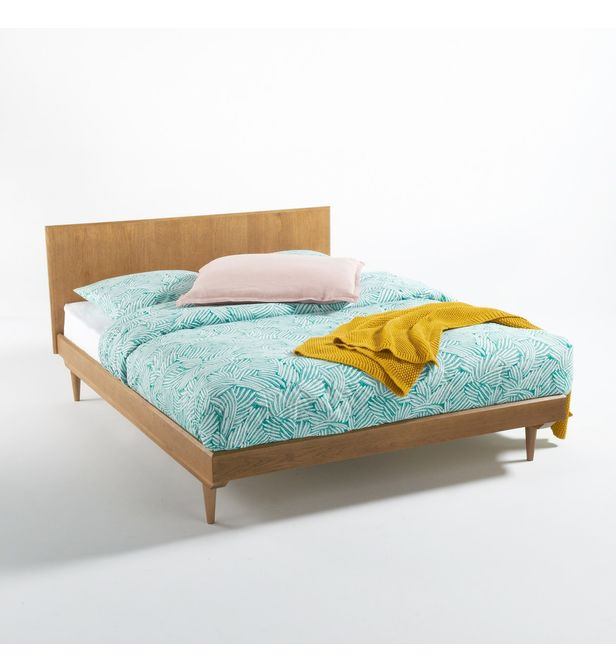 lit vintage avec sommier quilda la