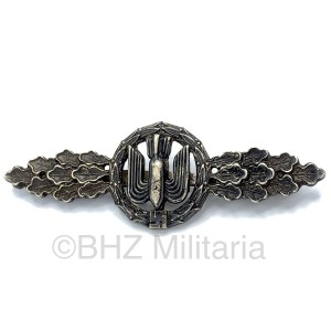 Flightclasp for Fighterpilots Silver