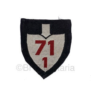 Reichsarbeitsdienst (RAD) Ärmelspaten für Führer