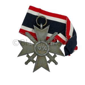 War Merit Cross 2nd Class w Swords - Frans Jungwirth