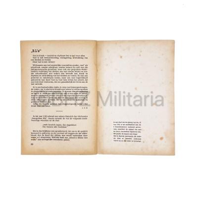 SS Vormingsbladen der Germaansche SS - Januari 1943 - 3e Jaargang Nr 1