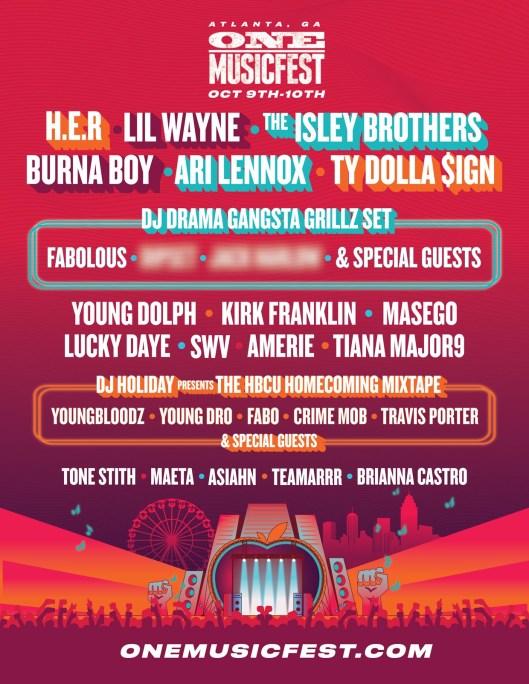 One Music Fest 2021