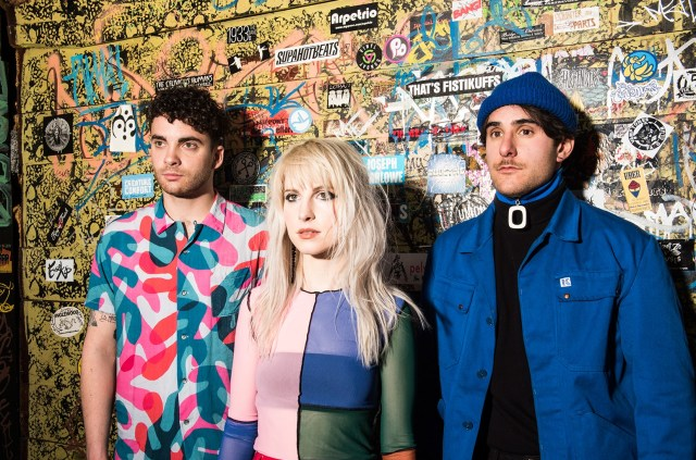 Hayley Williams teases a new Paramore album on the way