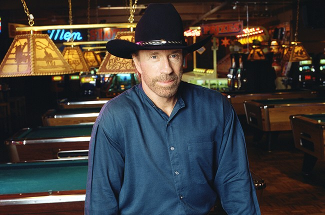 Happy 75th Birthday Chuck Norris Here S The Walker Texas Ranger Theme Song In His Honor Billboard
