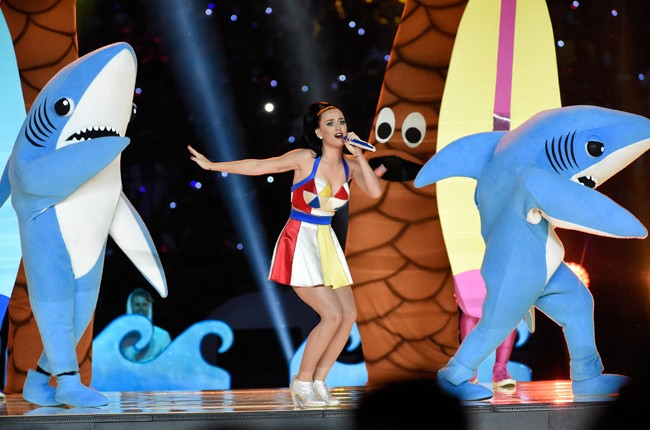Katy Perry S Super Bowl Performance Sparks Funny Memes Billboard