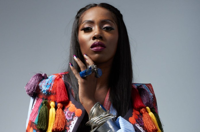 Afrobeats Star Tiwa Savage Signs Global Recording Deal With Universal Music  | Billboard