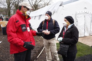 Billy Graham Rapid Response Team Sends Crisis-trained Chaplains to New York City