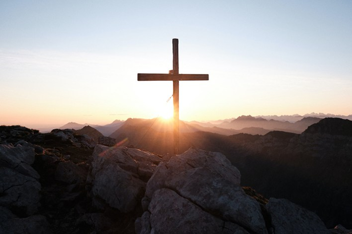Billy Graham Devotions for 23rd April 2021 - He Died For Us