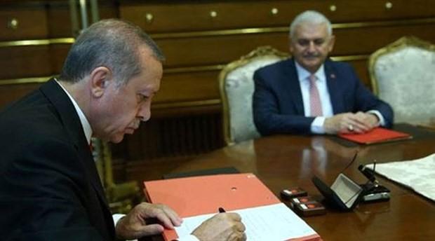''Erdoğan, anayasa değişikliğini geri gönderebilir''