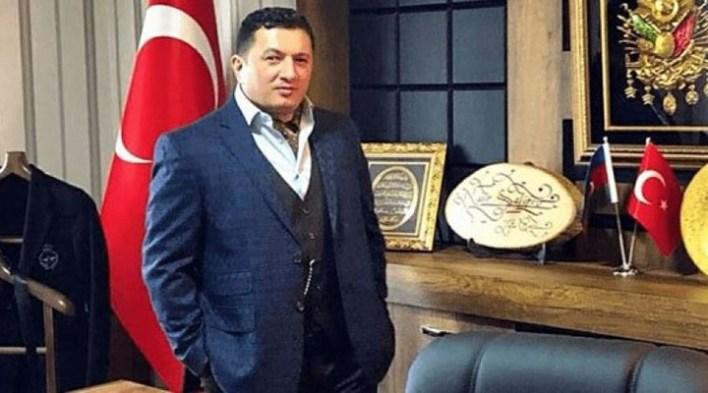 Mafya elebaşı Nadir Salifov, Antalya'da öldürüldü