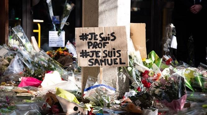 Fransız öğretmeni öldüren Anzarov'un IŞİD ile temas halinde olduğu ortaya çıktı