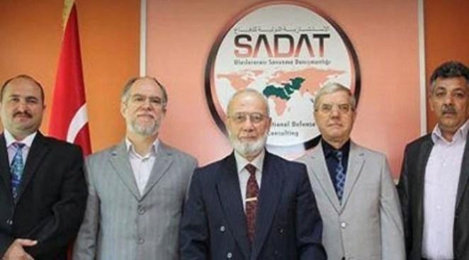 SADAT'tan Sedat Peker'in iddialarına cevap: Terörist gruplara teslim edilen silahlarla ilgimiz yok