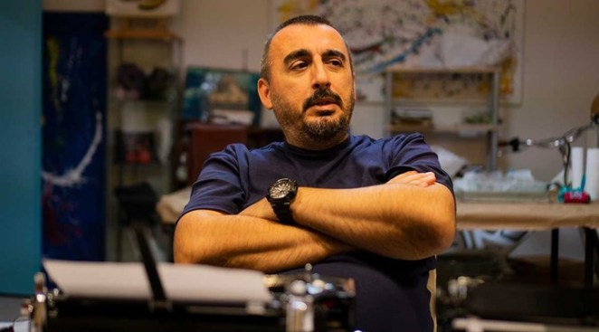 Karikatürist Kaan Ertem hayatını kaybetti