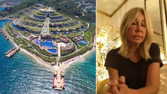 Paramount Hotel'in ilk sahibi Atilla Uras'ın kızı: Cihan Ekşioğlu otelimize tankla girdi