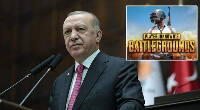 Erdoğan PUBG oyununa 'pepsi' deyince gençlerin diline düştü