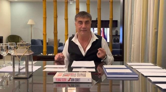 Sedat Peker, neden video çekmediği sorusuna BAE'yi işaret ederek cevap verdi