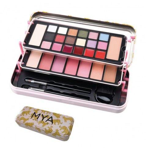 Mya Young Eyeshadow Palette Kit 3 Levels