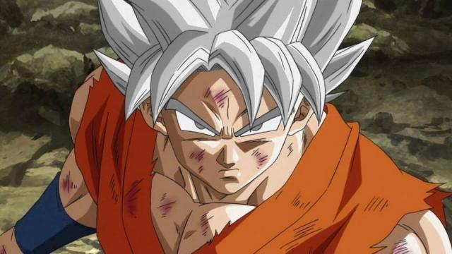 Goku Super Sayajin Branco
