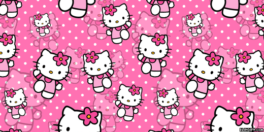 Blingify Com Hello Kitty Twitter Headers