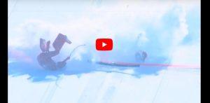 Sci velocità, Joost Vandendries cade a 170 km/h. Il VIDEO