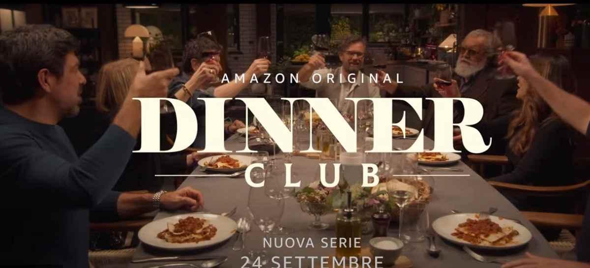 Dinner Club, su Amazon Prime il terzo show italiano: Diego Abatantuono e Cracco tra i partecipanti, il trailer