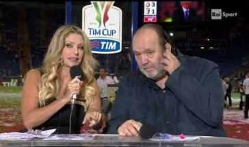 """Paola Ferrari, Giampiero Galeazzi non ne sentirà la mancanza: """"E' sempre stata troppo invadente"""""""