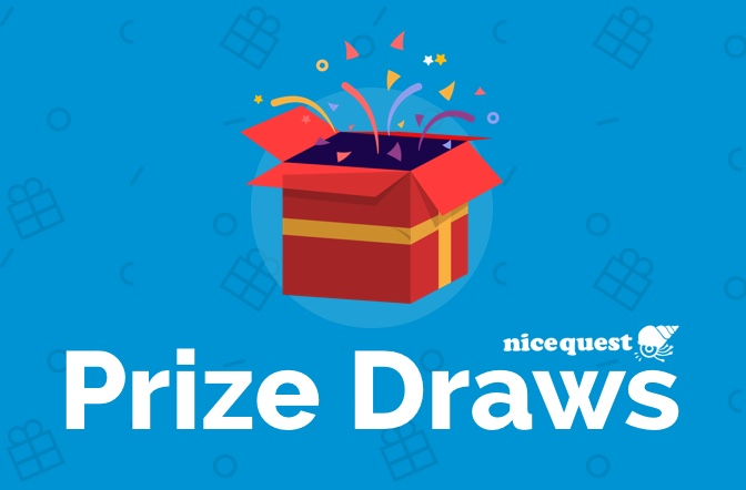 Frequently Asked Questions About The Nicequest Prize Draws