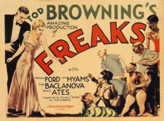 Affiche de Freaks, de Tod Browning (1932)