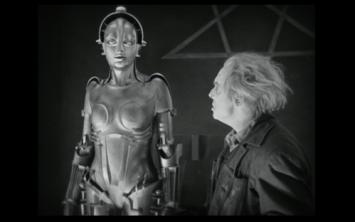Robot de Fritz Lang