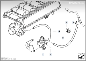 2001 Bmw X5 Vacuum Diagram, 2001, Free Engine Image For