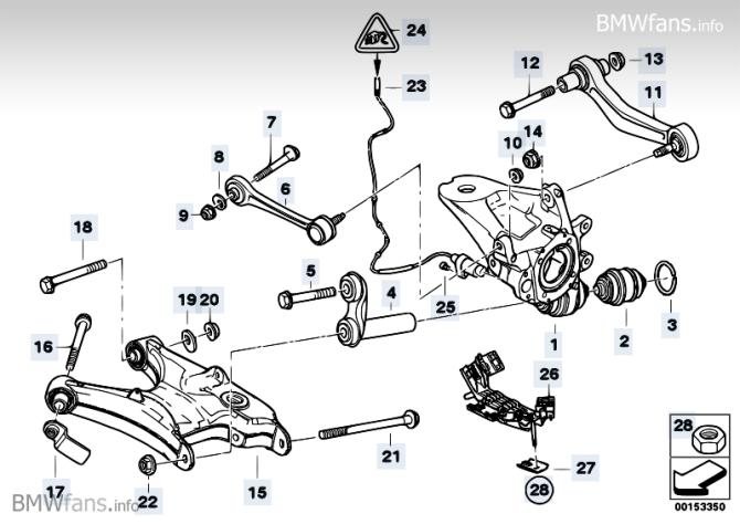 2006 bmw x5 rear suspension diagram  schematic wiring