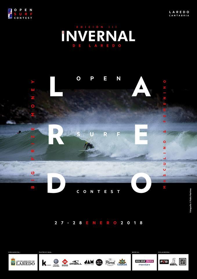 campeonato surf Laredo