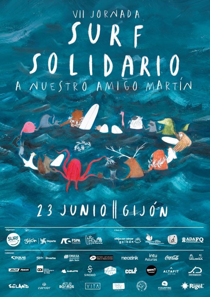 jornada surf solidario