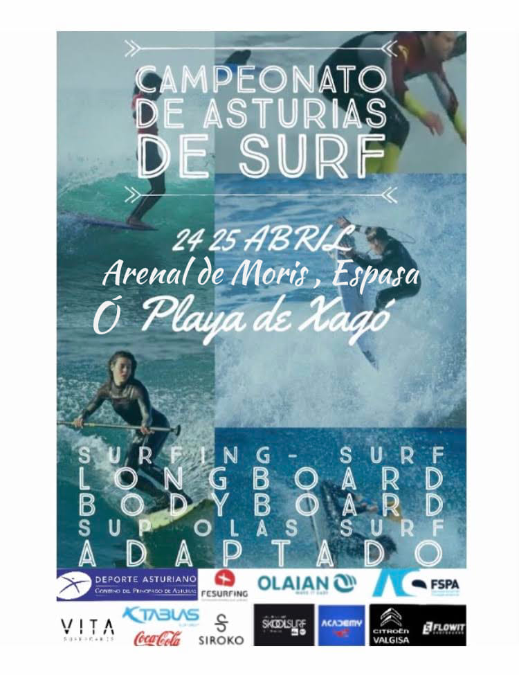 campeonato surf asturias