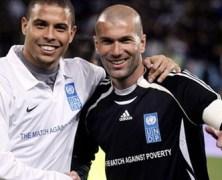 Video: Young Boys vs Ronaldo, Zidane and Friends