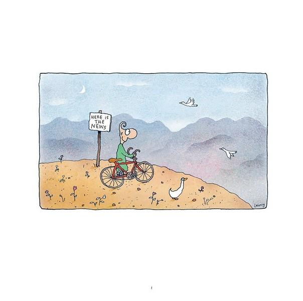 Booktopia The Wayward Leunig Cartoons That Wandered Off
