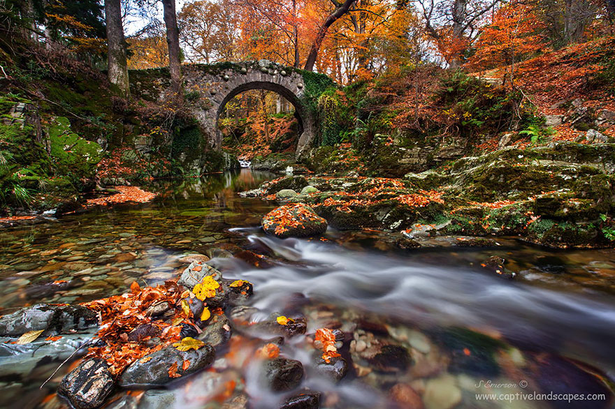 Tollymore, Uk
