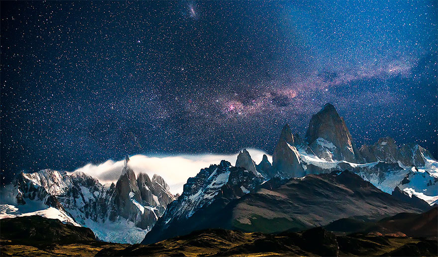 Southern Milky Way (Patagonia, Argentina)