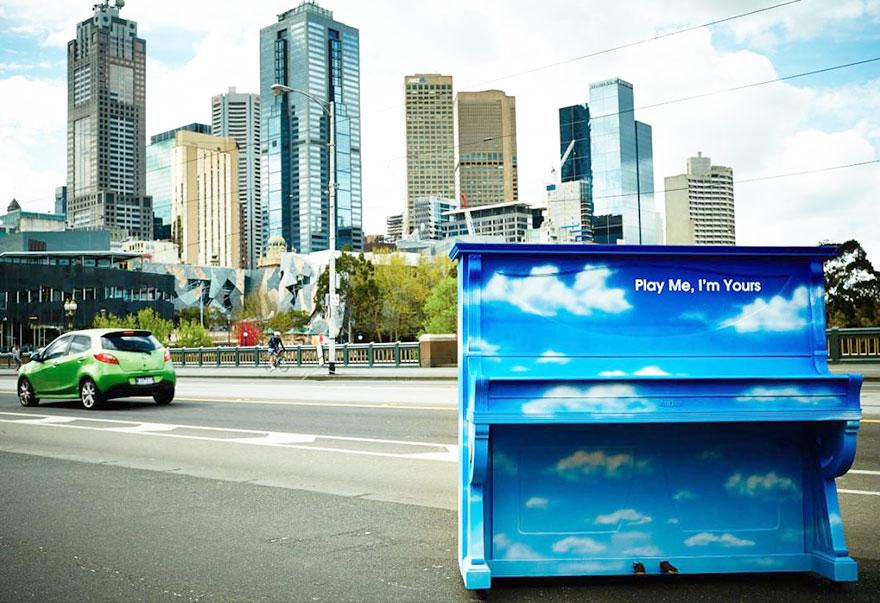 Melbourne, Australia, 2014