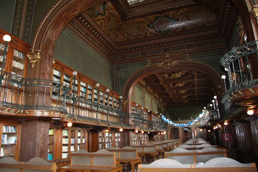 "Technical University Library ""gheorghe Asachi"", Iasi, Romania"