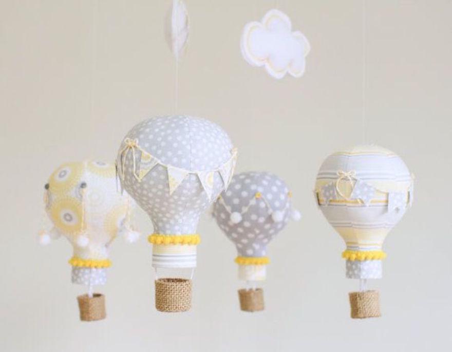 Simulating Little Hot Air Balloons